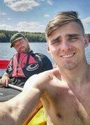 Plaukimas Merkiu su Sveikuolių sąjunga