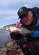 Plaukimas ir žvejyba baidarėmis